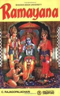 The Story of Ramayan - C. Rajagopalachari, Vālmīki