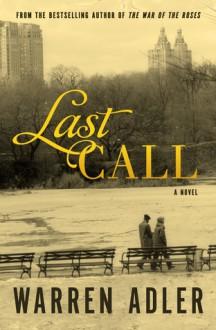 Last Call - Warren Adler