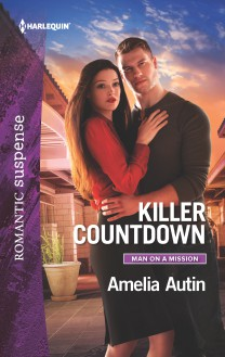 Killer Countdown (Man on a Mission) - Amelia Autin