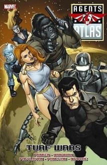 Agents of Atlas: Turf Wars - Jeff Parker, Gabriel Hardman, Carlo Pagulayan