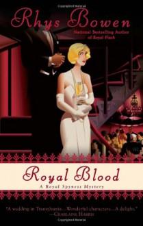 Royal Blood - Rhys Bowen