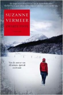 Zwarte piste / druk 1 - Suzanne Vermeer