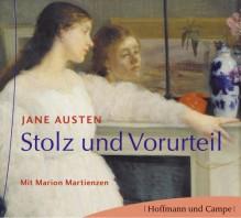 Stolz Und Vorurteil Lesung - Marion Martienzen, Jane Austen