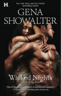 Wicked Nights (Angels of the Dark, #1) - Gena Showalter