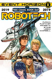 Robotech: Free Comic Book Day 2019 - Simon Furman
