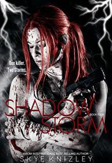 Shadowstorm (The Storm Chronicles Book 4) - Skye Knizley