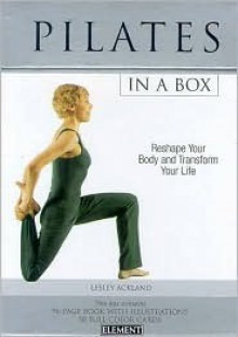 Pilates in a Box [With Cards] - Lesley Ackland