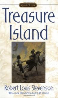 Treasure Island - Robert Louis Stevenson, R.H.W. Dillard