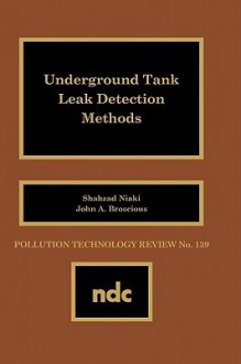 Underground Tank Leak Detection Methods - S. Niaki