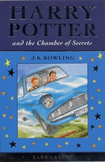 Harry Potter and the Chamber of Secrets - J.K. Rowling