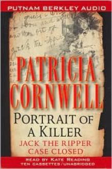 Portrait of a Killer (Audio) - Kate Reading, Patricia Cornwell
