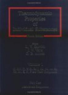 Thermodynamic Properties Of Individual Substances - L. V. Gurvich, Gurvich