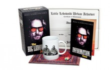 The Big Lebowski Kit: The Dude Abides [With Mousepad, Bowling Shirt Patch, Certificate and Mug and Magnet(s)] - Running Press