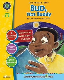 Bud, Not Buddy LITERATURE KIT - Marie-Helen Goyetche