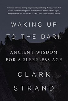 Waking Up to the Dark: Ancient Wisdom for a Sleepless Age - Will Lytle, Clark Strand