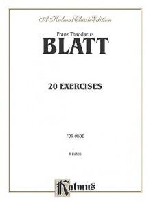 Twenty Exercises - Franz Blatt, Franz Drappier