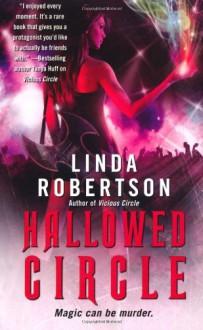 Hallowed Circle - Linda Robertson
