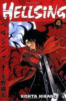 Hellsing, Vol. 04 - Kohta Hirano