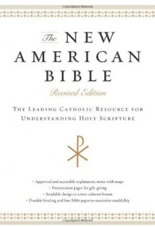 New American Bible: Revised Edition - Harper Bibles, Anonymous
