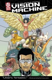 Vision Machine - Greg Pak, R.B. Silva