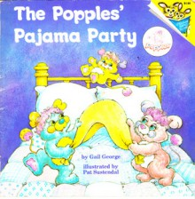 POPPLES PAJAMA PARTY (Random House Pictureback) - Popples