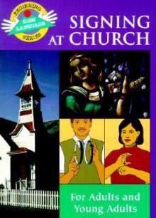Signing at Church - S. Harold Collins