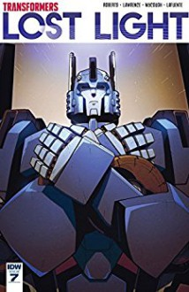 Transformers: Lost Light #7 - James Roberts,Jack Lawrence