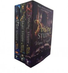 Study Trilogy Collection: Poison Study, Magic Study, Fire Study (Box Set) - Maria V. Snyder