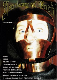 Fantasy of Gord No. 3 (A Genuine House of Gord Publication, Edition No. 3) - Gord, Mike Vickers, Orion, Orson Carte