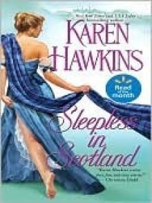 Sleepless in Scotland - Karen Hawkins