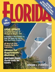 Continuing Education For Florida Real Estate Professionals: 2000/2001 - Edward J. O'Donnell