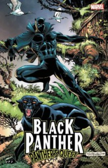 Black Panther: Panther's Quest - Jon McGregor,Gene Colan