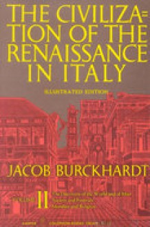 Civilization of the Renaissance in Italy 2 - Jacob Burckhardt