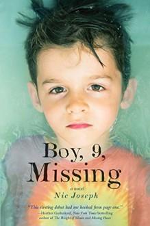 Boy, 9, Missing - Nic Joseph