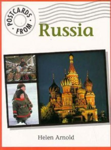 Russia (Postcards from) - Helen Arnold