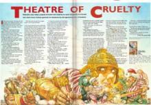 Theatre of Cruelty - Terry Pratchett