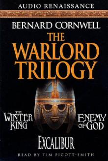 Warlord Trilogy - Tim Pigott-Smith, Bernard Cornwell
