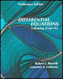 Differential Equations: A Modeling Perspective - Robert L. Borrelli, Courtney S. Coleman
