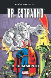 65184384ca4 Dr. Estranho - O Juramento - Brian K. Vaughan
