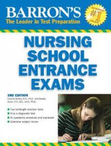 Barron's Nursing School Entrance Exams - Corinne Grimes