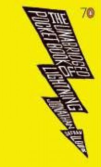 The Unabridged Pocketbook of Lightning (Pocket Penguin 70's #11) - Jonathan Safran Foer