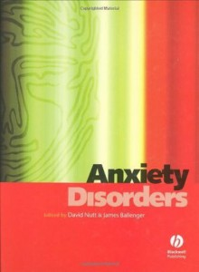 Anxiety Disorders - David J. Nutt, James C. Ballenger