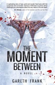 The Moment Between - Gareth J. Frank