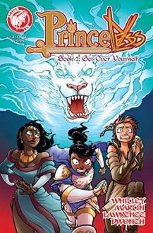 Princeless Volume 2 #4 - Jeremy Whitley,Emily Martin