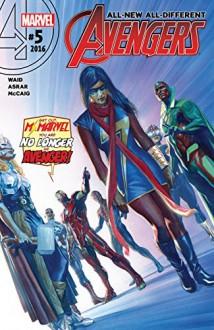 All-New, All-Different Avengers (2015-) #5 - Mahmud A. Asrar, Alex Ross, Mark Waid