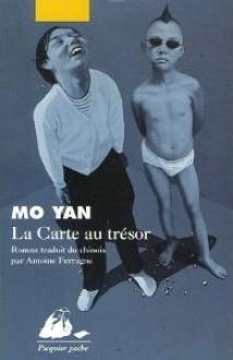 La carte au trésor - Mo Yan, Antoine Ferragne