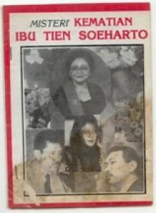 Misteri Kematian Ibu Tien Soeharto - alam fantasi