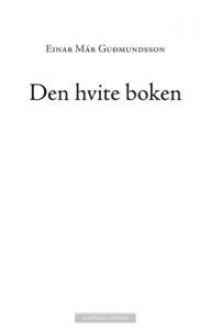 Den hvite boken - Einar Már Guðmundsson, Matthías Kristiansen