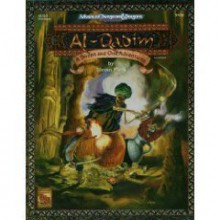 AL QADIM: A Dozen and One Adventures (AD&D 2nd Edition Fantasy Roleplaying) - Steven Kurtz