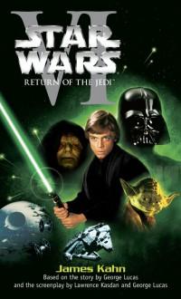 Star Wars Episode VI: Return of the Jedi - George Lucas,Lawrence Kasdan,James Kahn